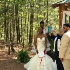 Featured Bride July 2018 - Jasmine Daughtry
