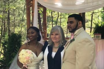 Featured Bride July 2018 - Jasmine Daughtry