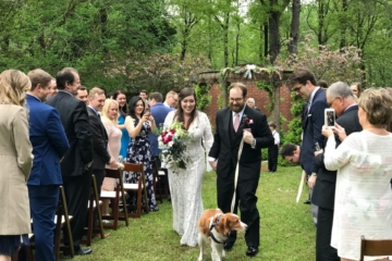 Featured Bride - June 2018 - Courtney Michaluk Jolslin
