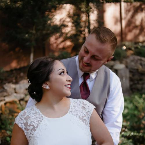 Featured Bride of The Month – January 2018 – Maria Paula Clarke