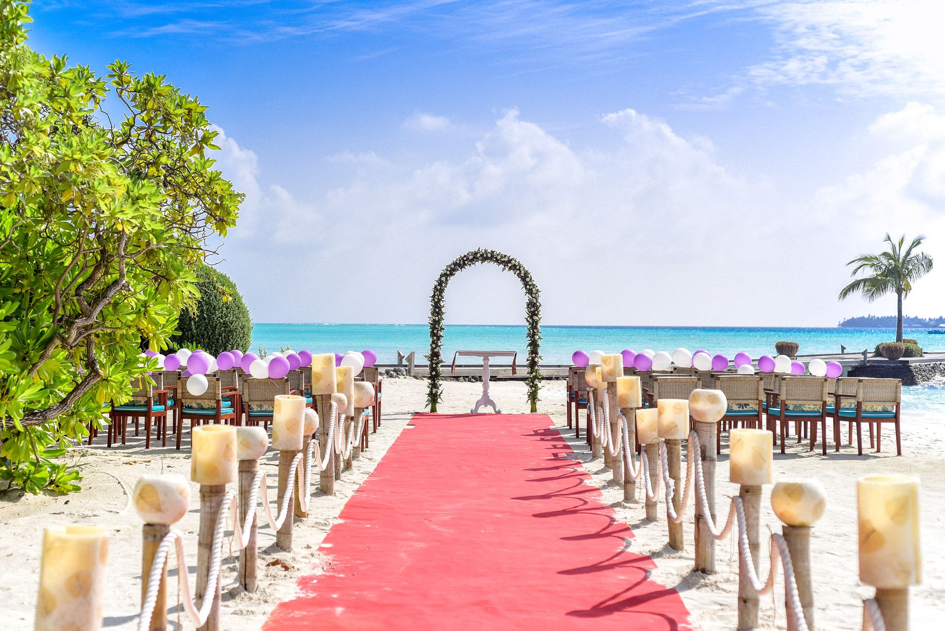 Things to Consider When Having A Beach Wedding