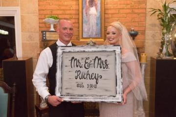 Sanctified Decision Featured Bride May 2018 - Petite Weddings