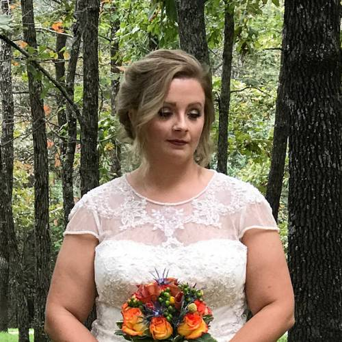 Featured Bride of The Month – January 2018:  Ashley Nicole Holland-Prater