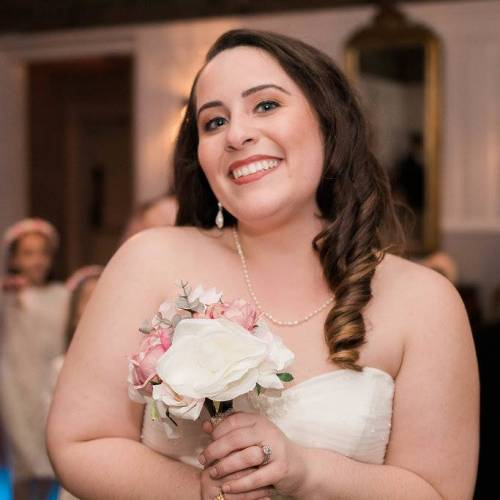 Featured Bride of The Month – March 2018:  Megan Angeloff