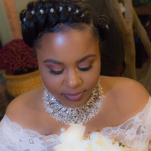 Featured Bride of The Month – February 2018:  Keva Williams