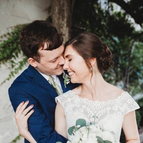 Featured Bride of The Month – April 2018:  Lindsey Self